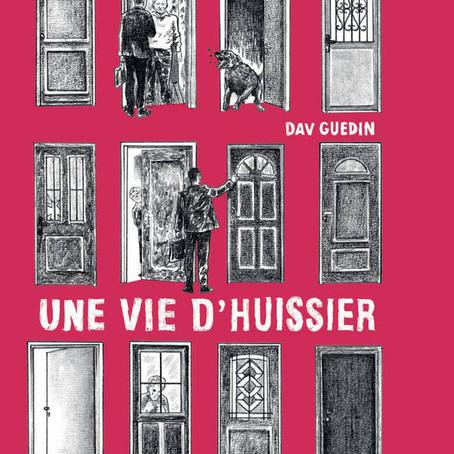 Une vie d'huissier, Actes Sud BD