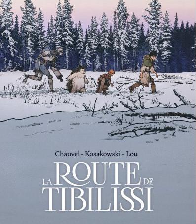 La route de Tibilissi : notre coup de coeur d'Avril