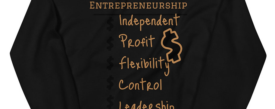 Entrepreneurship Crewneck