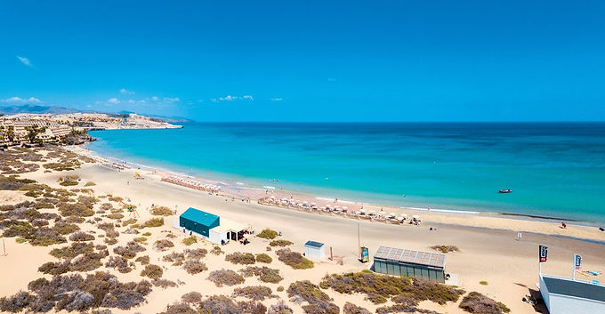 SPAGNA - ISOLE CANARIE/Fuerteventura