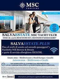 salva estate yacht club