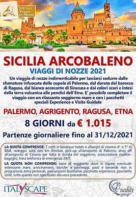 SPOSI SICILIA ARCOBALENO