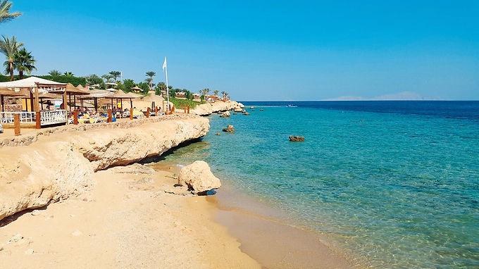 EGITTO - Sharm el Sheikh - Om el Sid