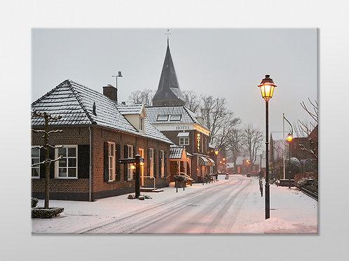 Ansichtkaart 1 : Winter