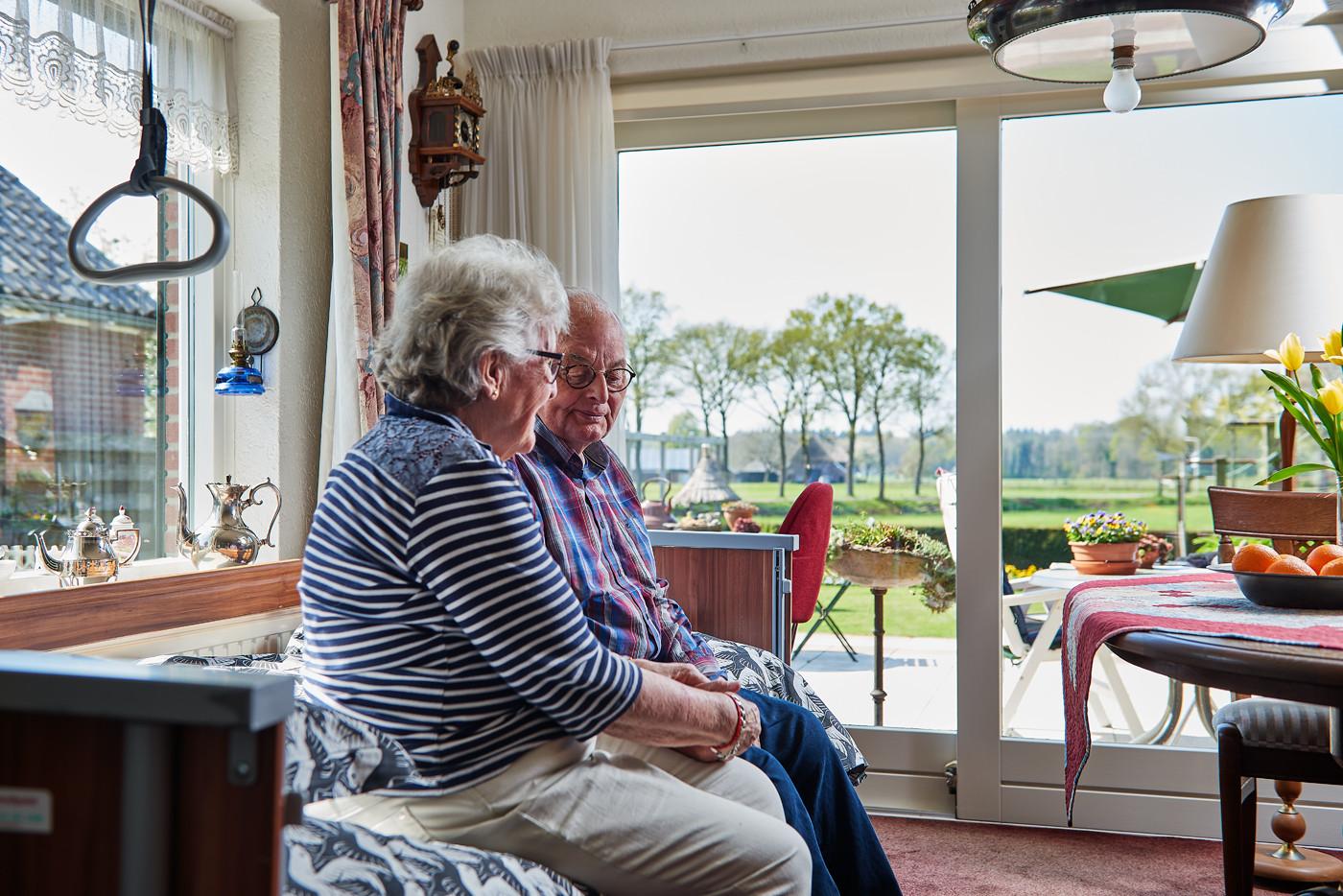 Gerrit en Bertha