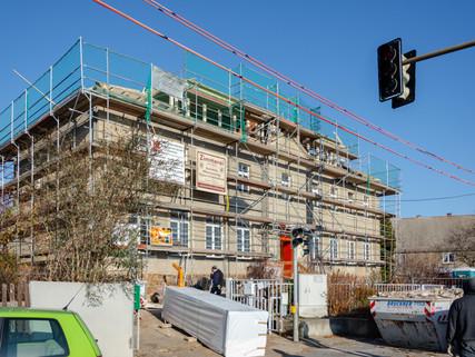 Freie Célestin Freinet Schule: Baufortschritt November '18
