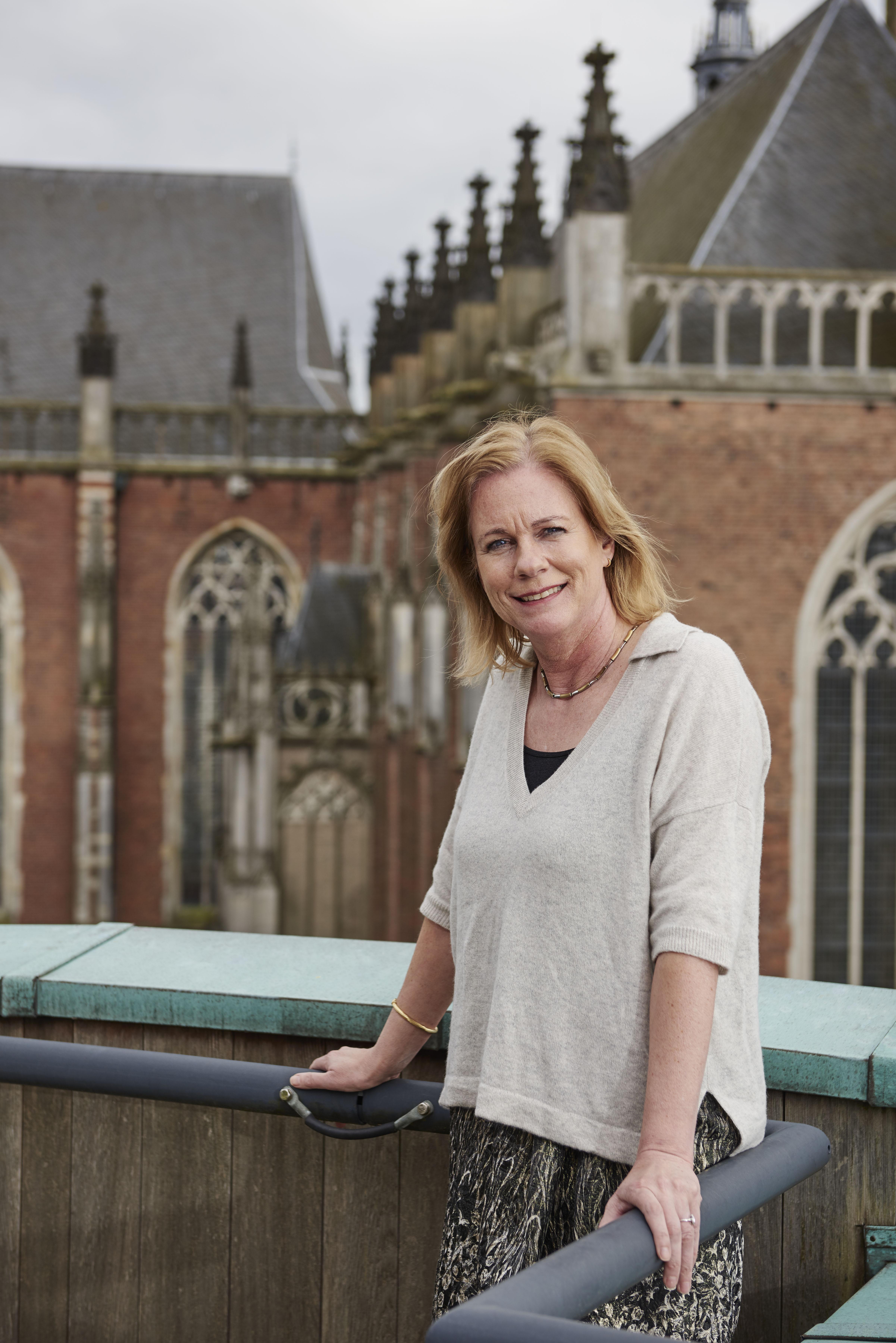 Burgermeester Annemieke Vermeulen