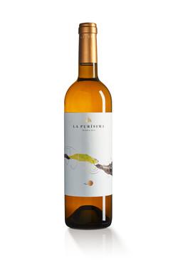 La Purísma wijnfles