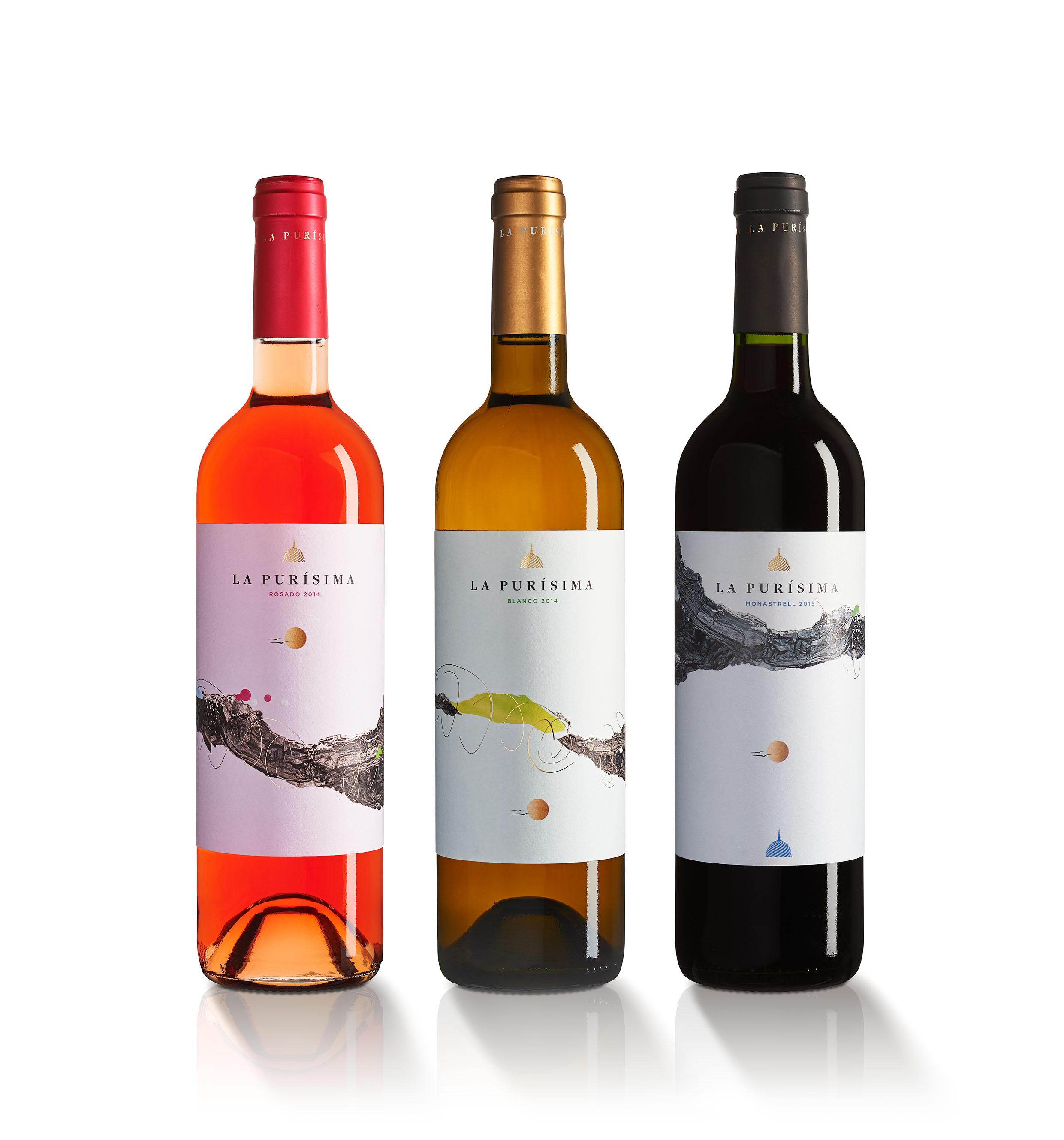 Superrr Almen - La Purísma wijn