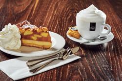 Koffie met Appeltaart