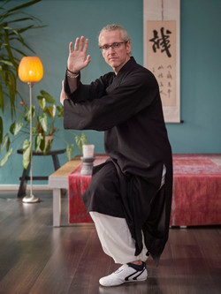 Tai Chi leraar