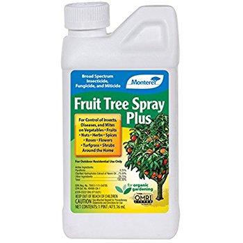 Monterey Fruit Tree Spray Plus 1 Quart