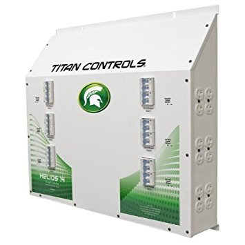 Titan Controls Helios 14 - 24 Light 240 Volt Controller with Timer