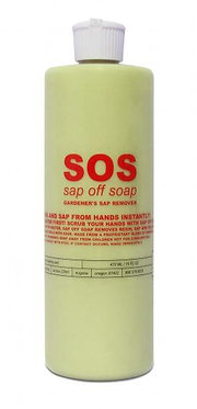 SOS - Sap Off Soap