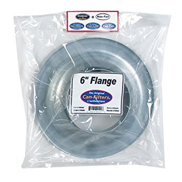 Can-Filter Flange