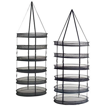 Grower's Edge Drying Rack with Clips