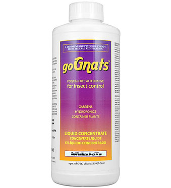 goGnats Liquid Concentrate 16oz