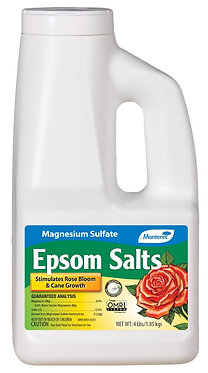 Monterey Epsom Salts 4lb