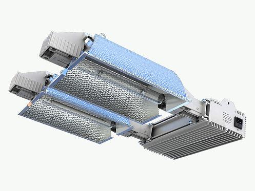 Nanolux DE Dual 600w CMH/HPS Fixture
