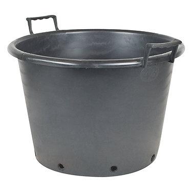 Premium Black Plastic Nursery Pot