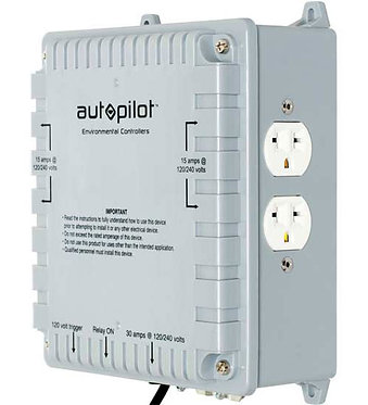 Autopilot 4 Outlet Lighting Controller