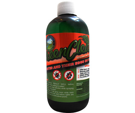 Central Coast Garden Green Cleaner 8oz