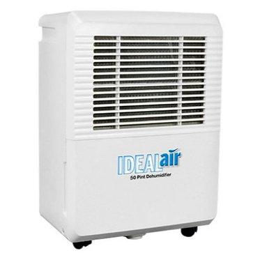 Ideal Air 50 Pint Dehumidifier