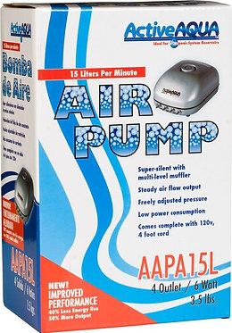 Active Aqua Air Pump 4 Outlet/6 Watt