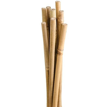 Smart Support Natural Bamboo Stakes