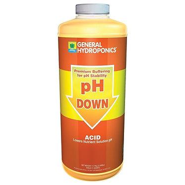 GH pH Down