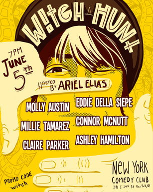 Witch Hunt NY in June