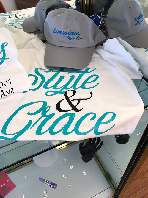 Style and  Grace Ladies Tshirt