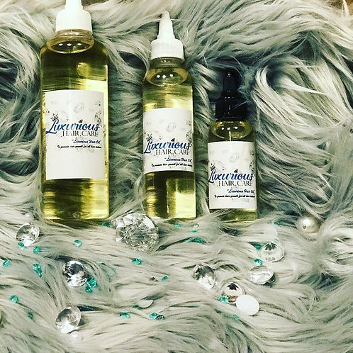 Luxurious Hair Oil
