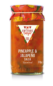 CD410024 Pineapple & Jalapeno Salsa 310g