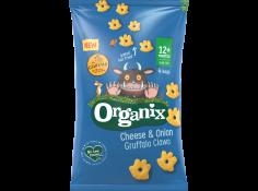 Organix Cheese & Onion Gruffalo Claws Mu