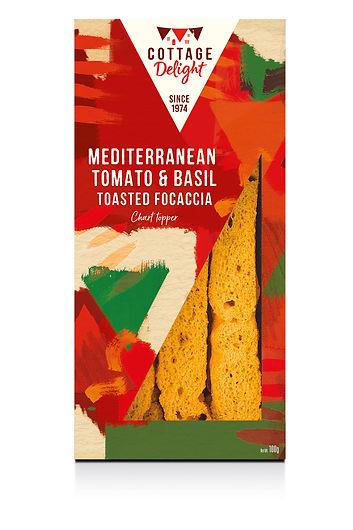 CD730009 Mediterranean Tomato & Basil To