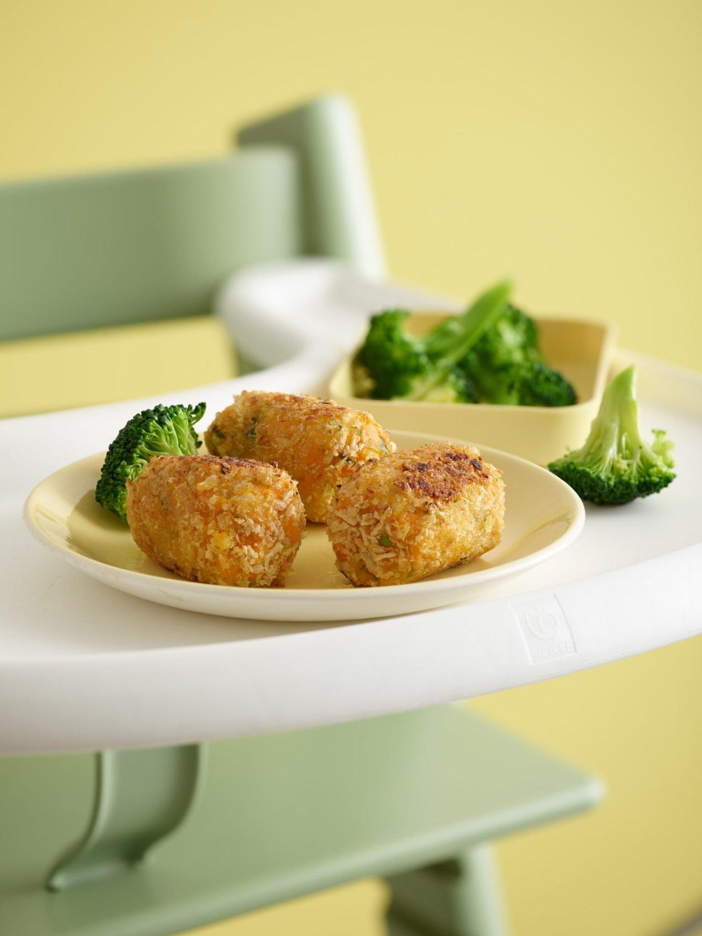 Chicken-Croquettes