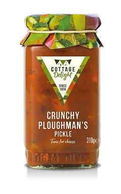 CD250036 Crunchy Ploughmans Pickle 310g.