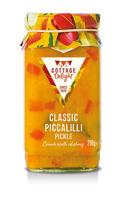 CD250024 Classic Piccalilli Pickle 280g.