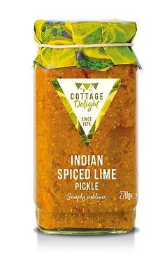 CD250014 Indian Spiced Lime Pickle 270g.
