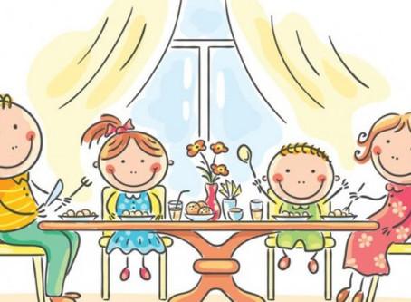 Kilka wskazówek dotyczących karmienia małych dzieci!