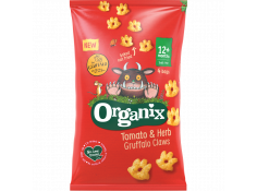 Organix Gruffalo Claws tomato & herb mul