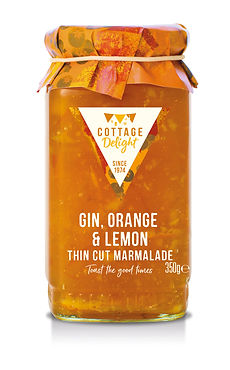 CD000050 Gin Orange & Lemon Marmalade 35