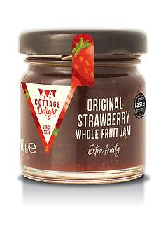 CD100065 Original Strawberry Whole Fruit