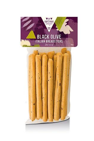 CD730013 Black Olive Italian Breadsticks