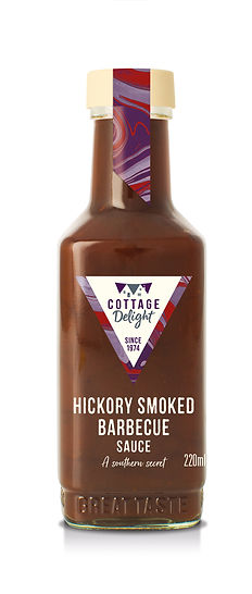 CD300074 Hickory Smoked Barbecue Sauce 2