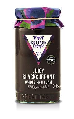 CD100038 Juicy Blackcurrant Whole Fruit