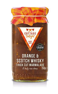 CD000013 Orange & Scotch Whisky Marmalad