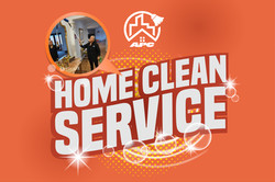 APC Shine Home Cleaning Service -  Home Clean