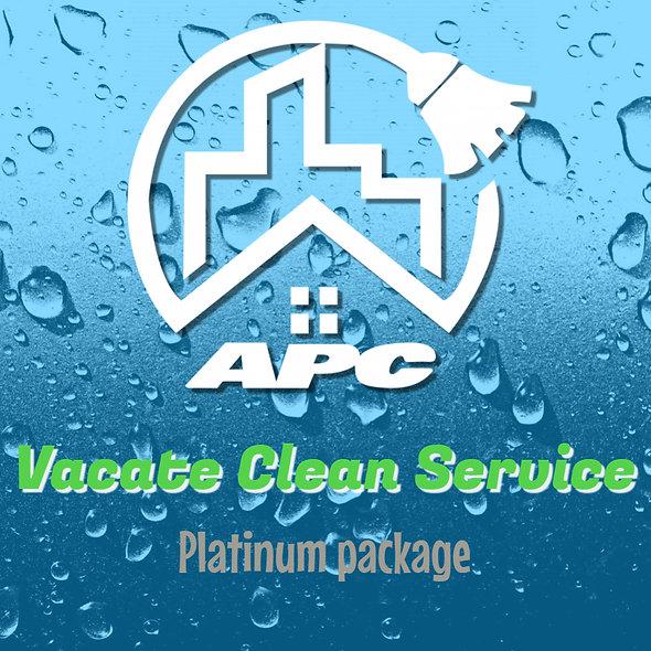 Vacate/Bond Clean Platinum Package